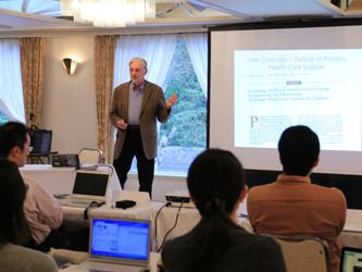 ジョンズホプキンス大学 School of Public Health から教授陣が来日し、第3回の京都スクーリング(Kyoto Spring Institute)が3月18日(日)~23日(金)にザ
