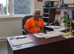 Chester Borden- Executive Director