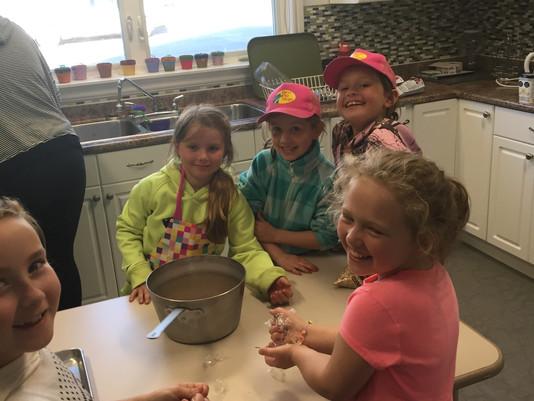 Community Cooking Program
