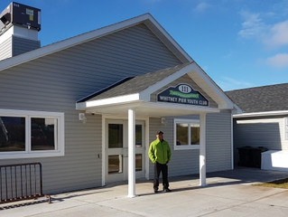 Renovated Whitney Pier Youth Club opens doors