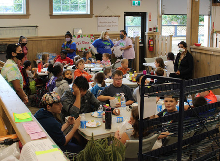 Thank you to PC Children's Charity Summer Eats!