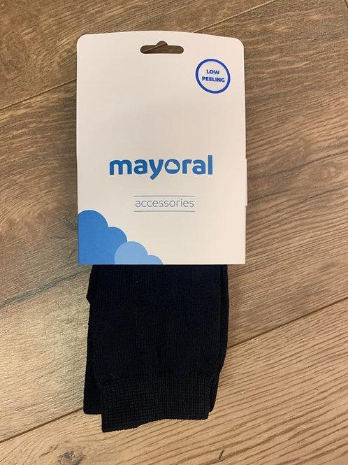 Mayoral Navy Tights