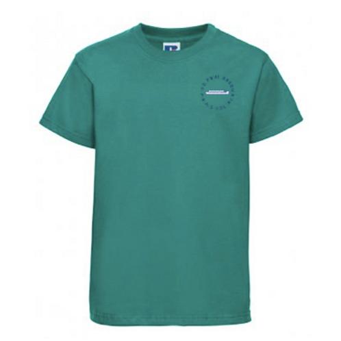 Penmaes Green T-Shirt