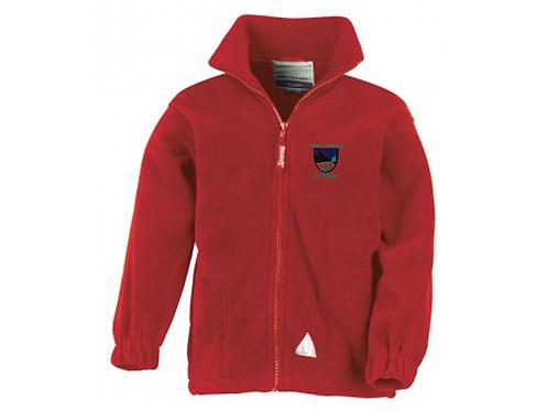 Ysgol Brynaman Fleece Jacket