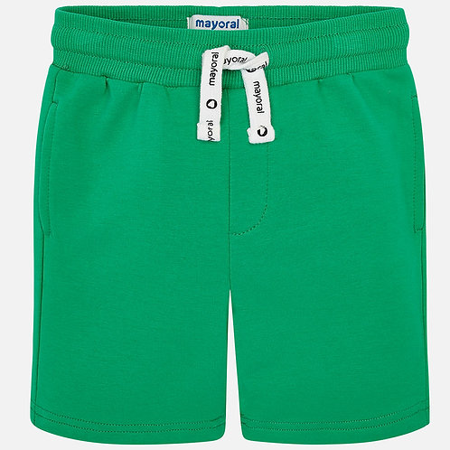 Green Sporty shorts for boy