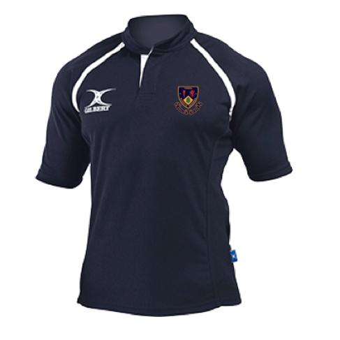 Maesydderwen Black Rugby Jersey