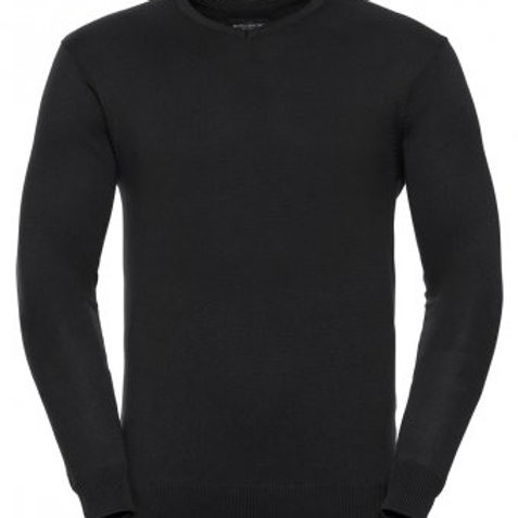 Maesydderwen 6th Forn V Neck Jumper