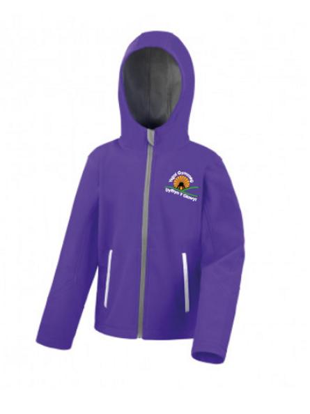 Ysgol Dyffryn Y Glowyr Softshell Jacket