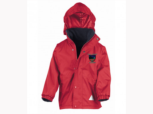 Ysgol Brynaman Reversible Waterproof Jacket