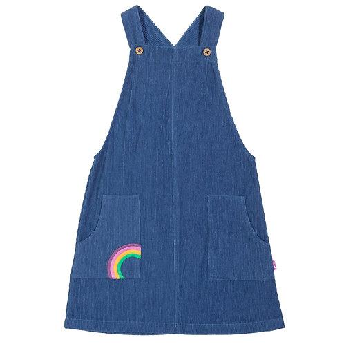 Kite Rainbow Pinafore Dress