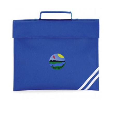 Ysgol y Cribath Bookbag