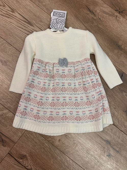 Pex Knitted Dress