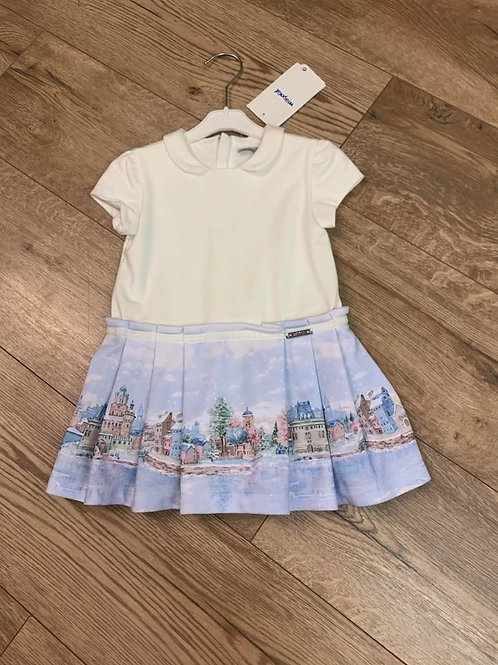 Mayoral All in One Skirt and Top
