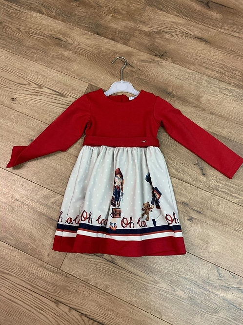 Mayoral Girls Dress