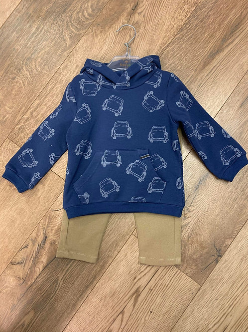 Babybol Hooded Top and Trousers