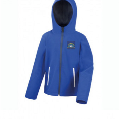 Blaendulais Primary Softshell Jacket
