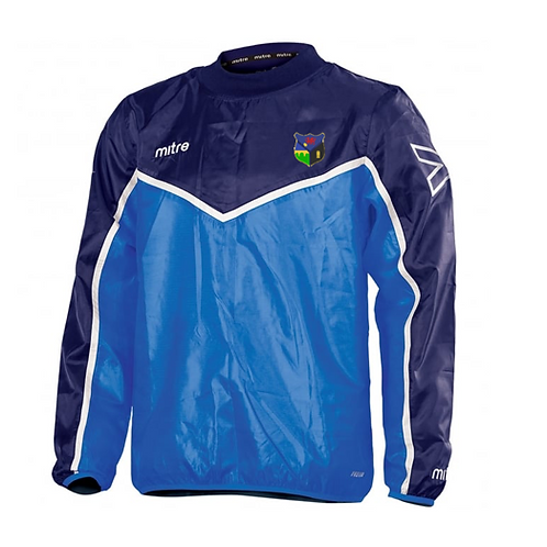 YRFC Mitre Waterproof Training Top