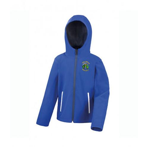 Ysgol Gymraeg Cwmllynfell Softshell Jacket