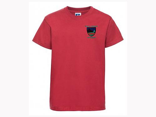 Ysgol Brynaman PE T-shirt