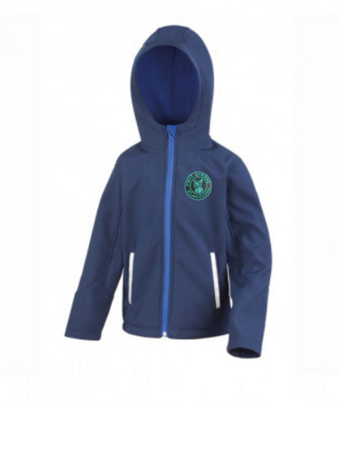 Ysgol Gymraeg Blaendulais Softshell Jacket