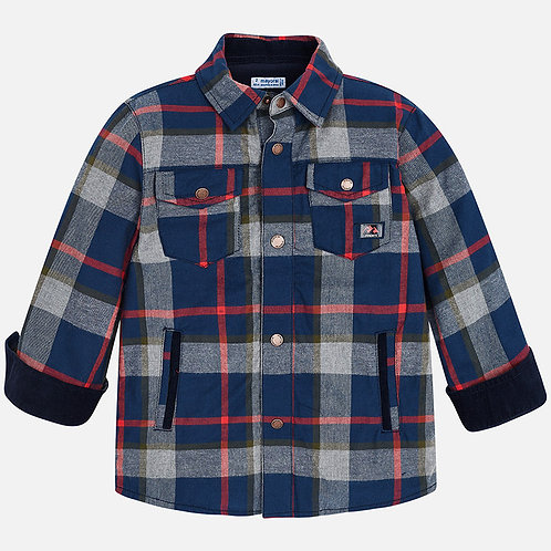 MAYORAL Lined Overshirt For Boy