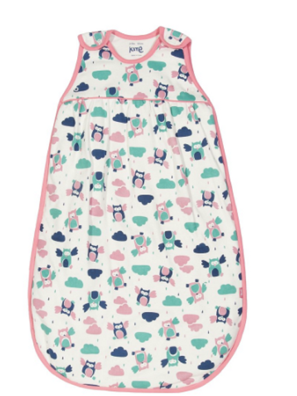 KITE Girls Owl Sleeping Bag