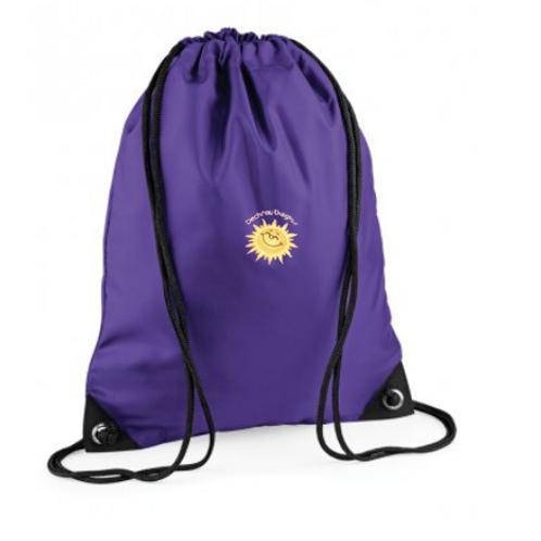 Dechrau Disglair PE bag/Swimming Bag