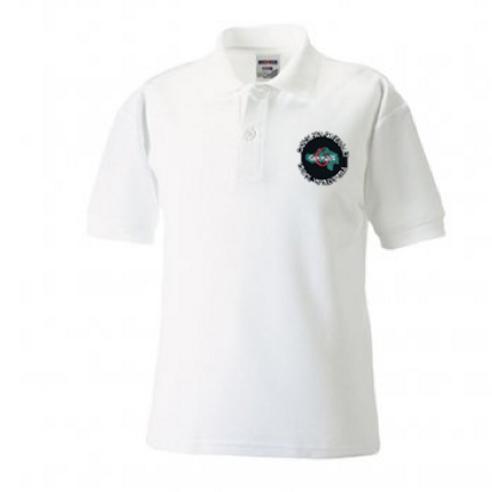 Ysgol Gymraeg Ystalyfera - 6th Form Polo Shirt