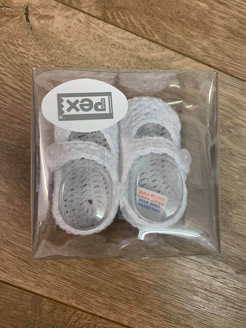 Pex Girls Knitted Shoes