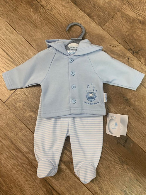 Little Chick Boys 2 Piece Outfit