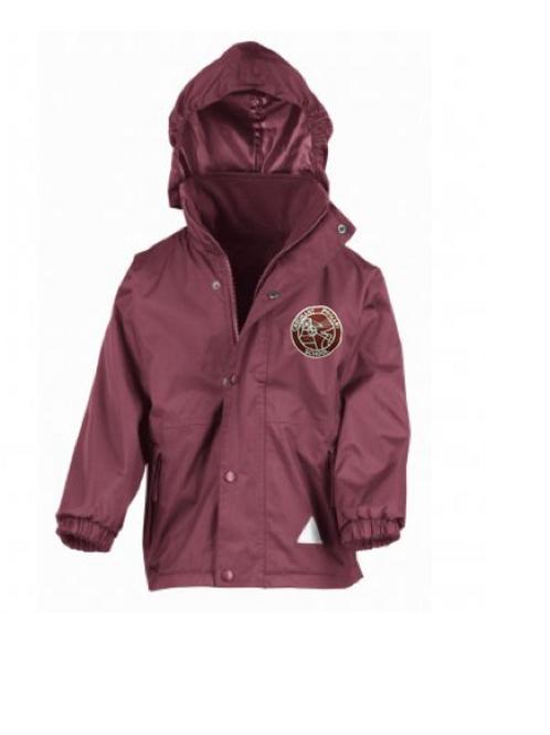 Creunant Reversible Fleece Coat