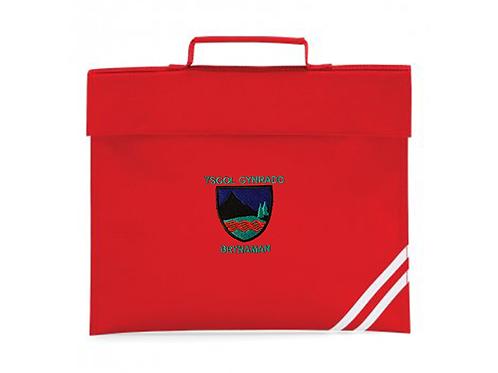 Ysgol Brynaman Book Bag