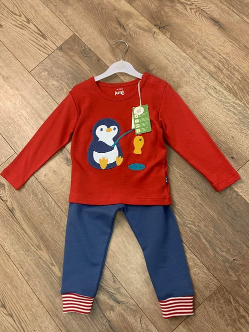 Kite Boys 2 Piece Long Sleeved Top and Trousers
