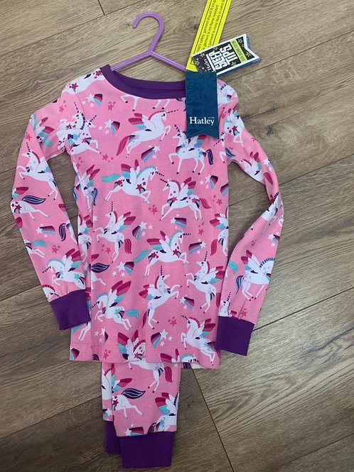 Hatley Unicorn Girls Pjs Set