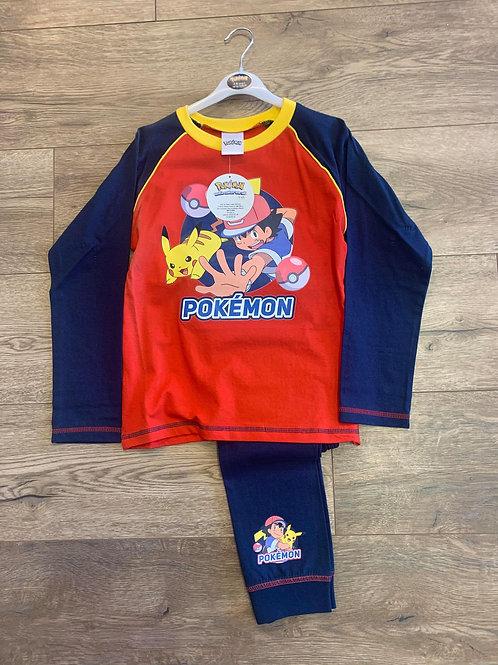 Pokemon Boys Pjs