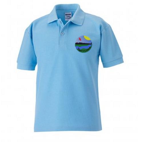 Ysgol y Cribath Polo Shirt