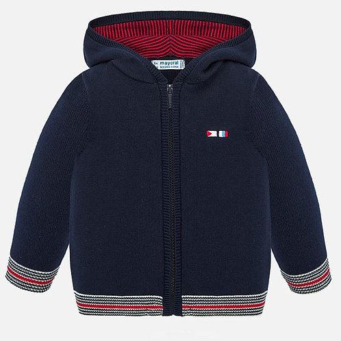 Mayoral hooded sweatshirt for baby boy