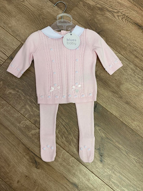 Blues Baby Outfit
