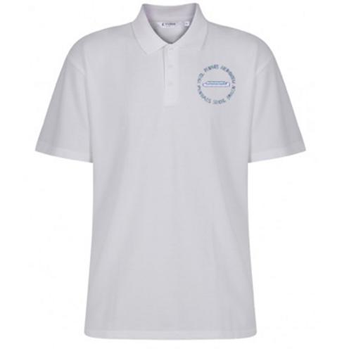 Penmaes White Polo Shirt