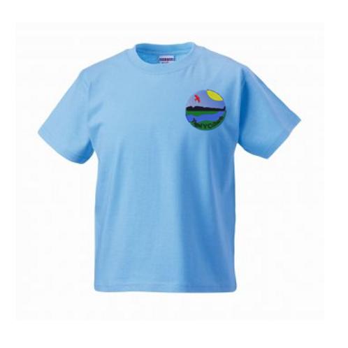 Ysgol y Cribath PE t-shirt