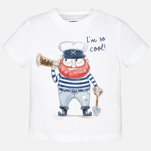 Mayoral t-shirt for baby boy