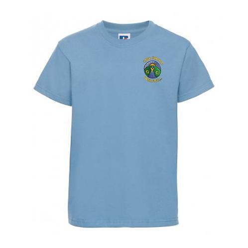 Ysgol Gymraeg Cwmllynfell PE T-Shirt