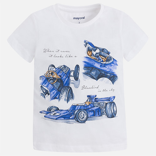 Mayoral t-shirt with print for boys
