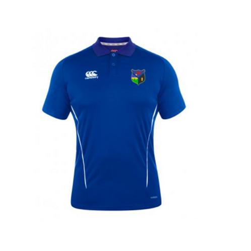 YRFC Canterbury Team Dry Polo Shirt