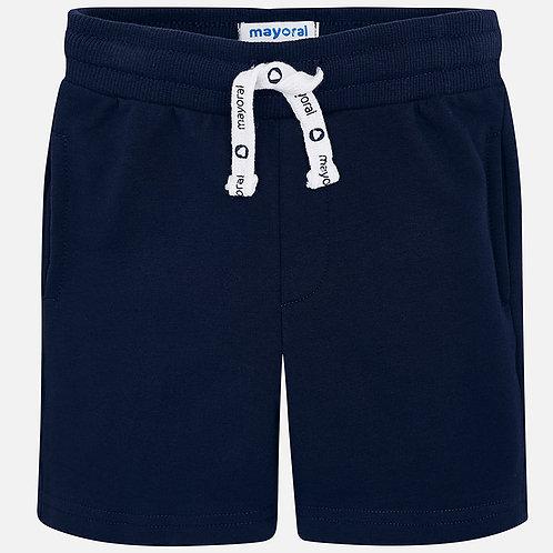 Navy Sporty shorts for boy