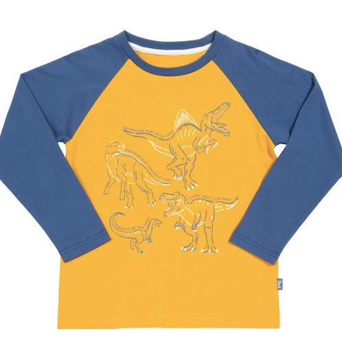 Kite Dino Teeth T-Shirt