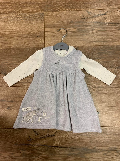 Guess How Much I Love You Dress Set