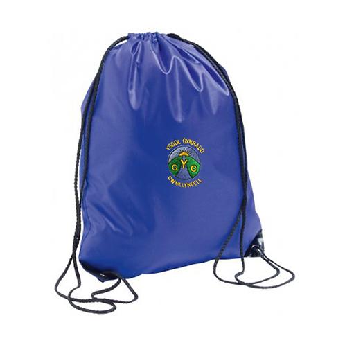 Ysgol Gymraeg Cwmllynfell Gym Bag
