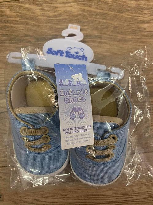 Soft Touch Boys Infants Shoes