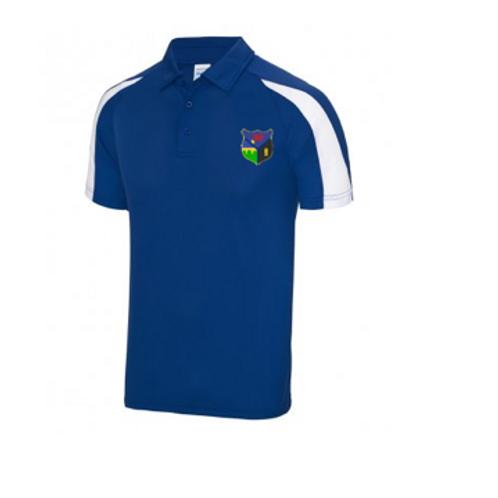 YRFC Performance Polo Shirt